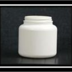 32 oz PETG Jar, Round, 63-485, Straight Sided