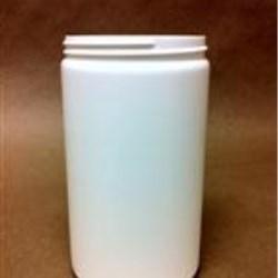 32 oz HDPE Jar, Round, 89-400,