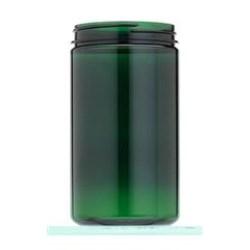 32 oz PET Jar, Round, 89-400, Straight Sided