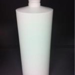 1000 ml HDPE Cylinder, Round, 28-410, Control ID