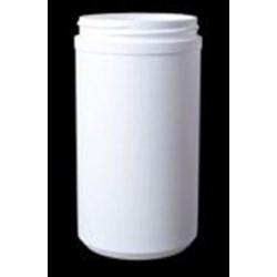 35 oz HDPE Jar, Round, 89-400,
