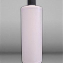 36 oz HDPE Cylinder, Round, 28-410,