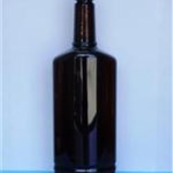1.14 ltr PET Long Neck, Oval, 28Kerr, ,