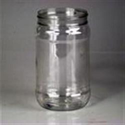 40 oz PET Jar, Round, 89-400,