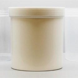 40 oz P/S Jar, Round, 120-400,