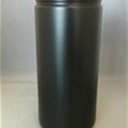 40 oz HDPE Jar, Round, 89Pano, Straight Sided