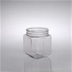 48 oz PET Jar, , 110-400, Beveled ,