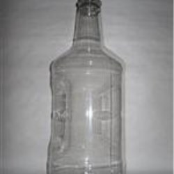1.75 ltr PET Long Neck, Round, 33Kerr, Grip ,