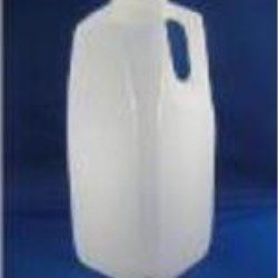 64 oz HDPE Handleware, Square, 38mm, Light Weight ,