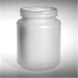 64 oz HDPE Jar, Round, 110-400, ,