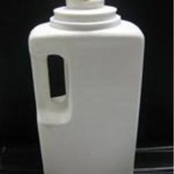 2 ltr HDPE Handleware, Oblong, 38-400, ,
