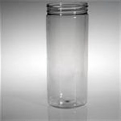 80 oz PET Jar, Round, 110-400, ,
