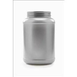 3000 cc PET Jar, Round, 110-400,