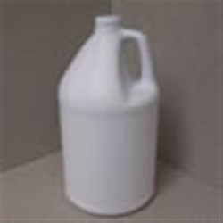 1 gal HDPE Handleware, Rod, 38-400, Label Indent ,
