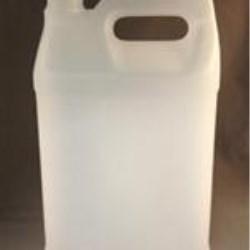 1 gal HDPE Handleware, Oblong, 38-400,