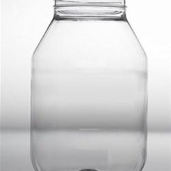 128 oz PET Jar, Round, 110-400,