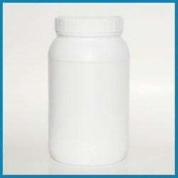 128 oz HDPE Jar, Round, 120-400, ,