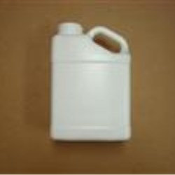 4 ltr HDPE Handleware, Oblong, 63mm, Slant Handle 165 Grams