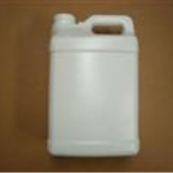 2.5 gal HDPE Handleware, Oblong, 63-445, Flamed ,