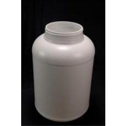 7.1 ltr HDPE Jar, Round, 120-400,