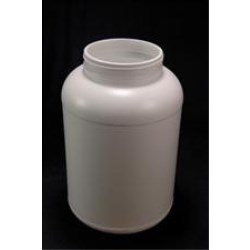 7.1 ltr HDPE Jar, Round, 110Pano ,