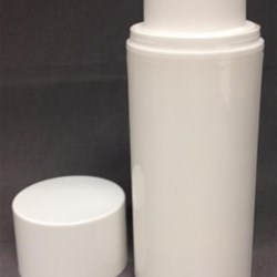 100 ml HDPE Cylinder, Round, ,