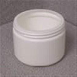 12 oz HDPE Jar, Round, 89-400,