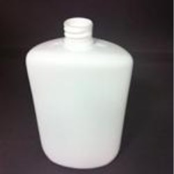 150 ml HDPE Straight Sided, Oval, 18-410Special, Flat