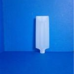 1 oz HDPE Tottle/Tube Bottle, Oval, 13-415, ,