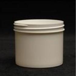 4 oz P/P Jar, Round, 70-400, Regular Wall Straight Sided