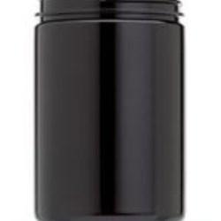 25 oz PET Jar, Round, 89-400, Straight Sided