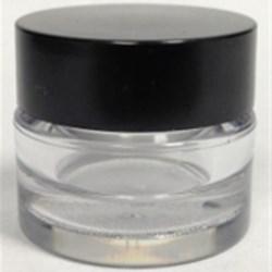 15 ml PETG Jar, Round, 38-400, ,