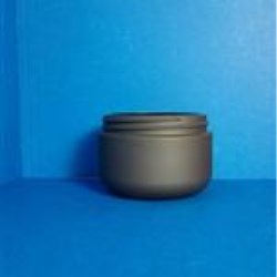 5 oz HDPE Soft Touch Jar, Round, 70-400, Hydrating Mask Silk Screen ,