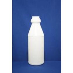 16 oz HDPE Carafe/Decanter, Round, 38-681SCII, Fluorination Super Level 5