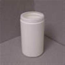 32 oz HDPE Jar, Round, 89-400, ,