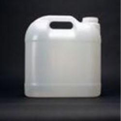 2.5 Gal HDPE Handleware, Oblong, 63-485, ,