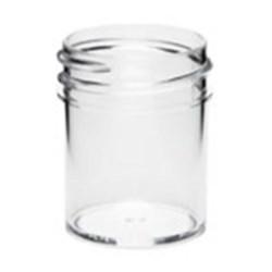 0.5 oz P/S Jar, Round, 33-400,