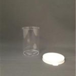 30 dram P/S Vial, Round, Special Snap, ,