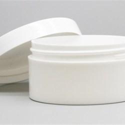 8 oz P/P Jar, Round, 100-400, Straight Sided