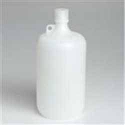 1000 ml HDPE Packer, Round, 38-430, Non-Sterile
