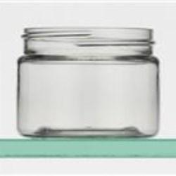3 oz PET Jar, Round, 58-400,