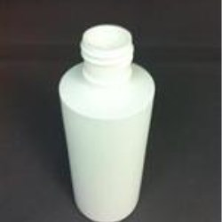 4 oz HDPE Sclair 58A Cylinder, Round, 22-415, Control ID Cytoloty Fixative 2-Pass Silkscree