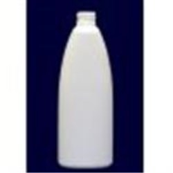 10 oz HDPE Tapered, Oval, 24-410, ,