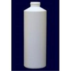 4 oz HDPE Cylinder, Round, 22-400,