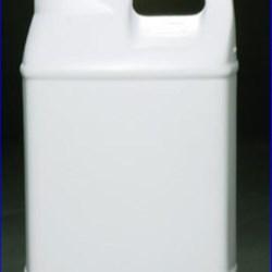 2.5 gal HDPE Blue/ Nyalene Handleware, Oblong, 63-485, 360 grams +/- 22