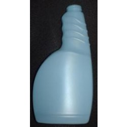 16.8 oz HDPE Sprayer Oval, 28mm ,