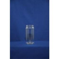 16 oz PET Jar, Square, 63-485,