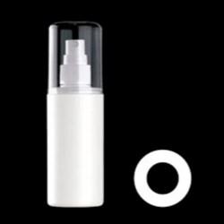 100 ml HDPE Cylinder Round, 20-410, ,