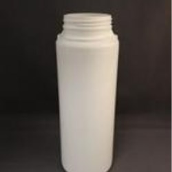 32 oz HDPE Cylinder, Round, 63Squeeze Lok, ,