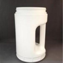 48 oz HDPE Handleware, Round, 110-400,